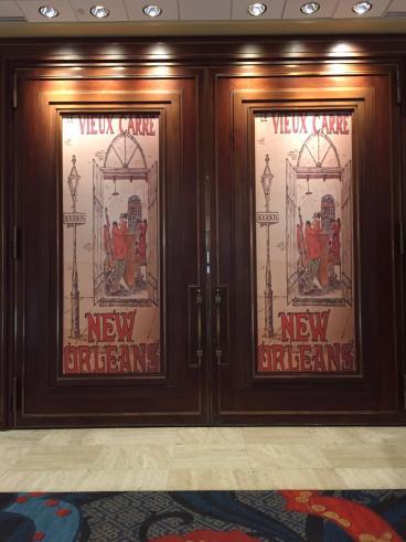 Event Graphics, Anatole Hotel, Dallas, TX