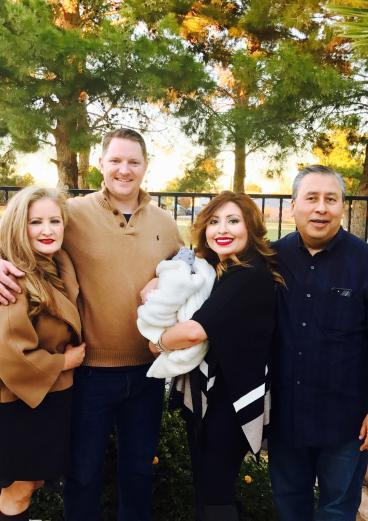Meet the Dominguez Family