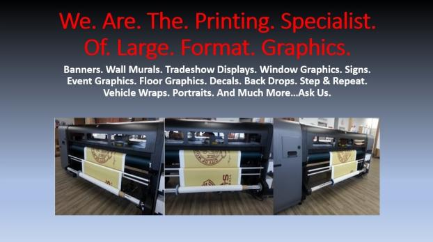 Large Format Specialist