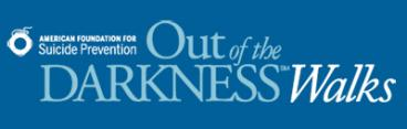 American Foundation for Suicide Prevention's Out of Darkness Walks
