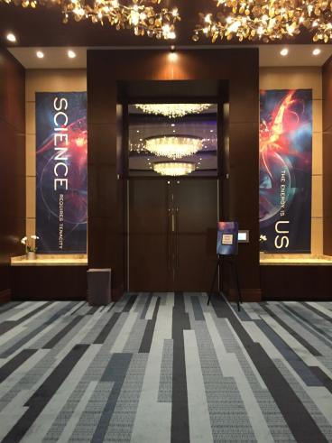 Event Graphics, Renaissance Hotel Dallas