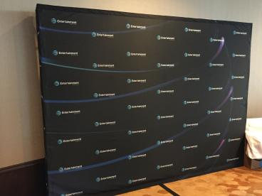 AT&T Step and Repeat Backdrop