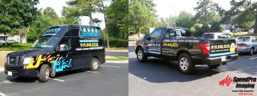 New Branding for Streamline Plumbing and Electric Vehicles