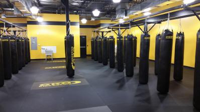 On Location At CKO Kickboxing A Gym In Matawan NJ