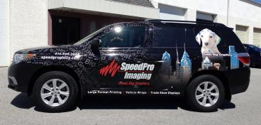 Our Vehicle Wrap
