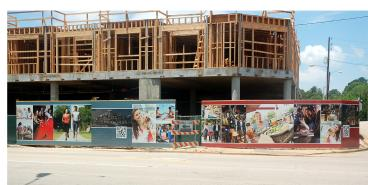 Construction Barricade Graphics