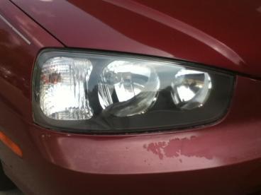 after headlight restoration Thumbnail