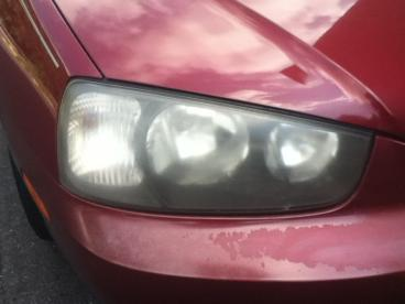before headlight restoration Thumbnail