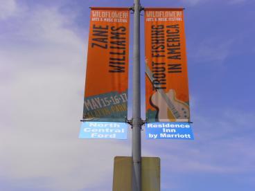 Street banners