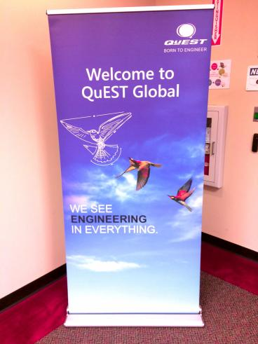 Quest Global, SpeedPro Greenville