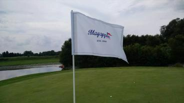 Golf course Pin Flags for Mayapple golf course