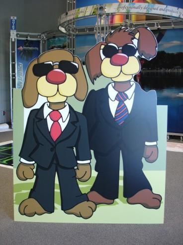 Custom cutouts