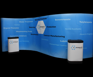 Pop-up Display for Company in Dallas and Plano