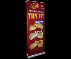 Retractable Banner Stand used in Dallas, Houston, San Antonio, Plano and Austin