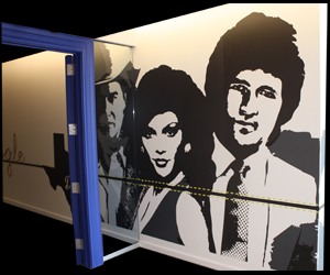 Wall Graphics installed in Dallas, Houston, San Antonio, Austin, Plano and Frisco