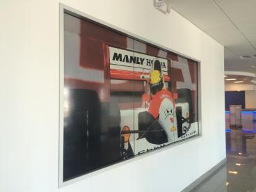 Manly Honda Windows