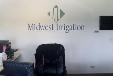 Wall Graphics For Midwest irrigation