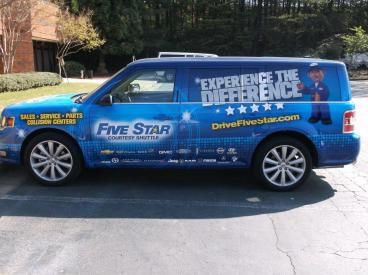Five Star SUV