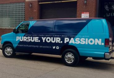 Full Vehicle Graphics - Client: City of Chicago