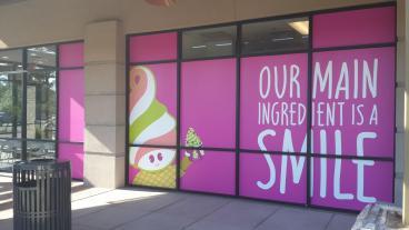 Window Graphics in Gilbert Arizona