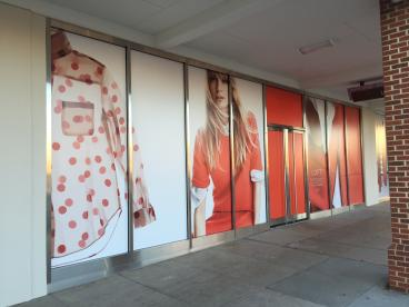 Retail Window Fronts