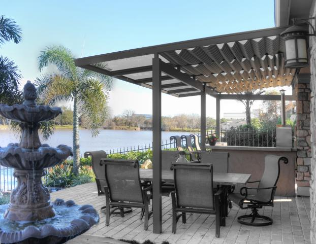 A Recent Patio Covers Job In The Area