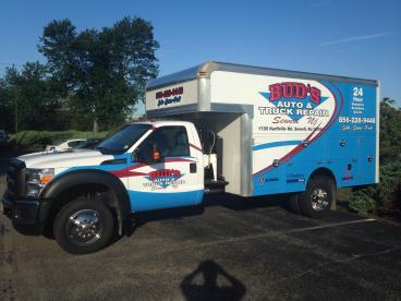 Commercial Fleet Vehicle Wraps & South Jersey Speedpro Imaging