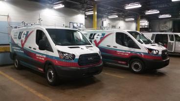 UGI - Vans 2 and 3