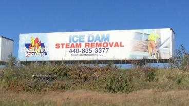 Giant Banner Billboard