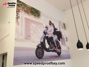 Retail Store Decor - Superga / SF