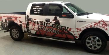 Nashville Music City Basketball Classic   Nashville / Williamson County and Middle Tennessee Truck W