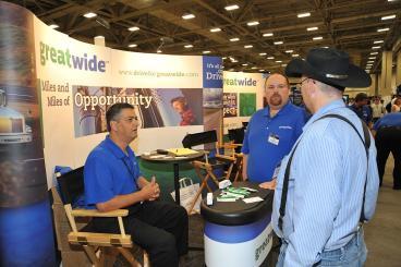Trade Show Displays completed in Dallas, Houston, San Antonio, Austin, Arlington, Frisco