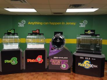 NJ Lottery Studio Graphics