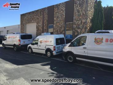 Boudin Catering vans -