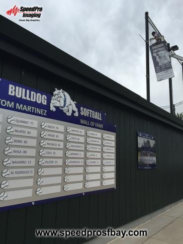 College of San Mateo Softball Wall of Fame
