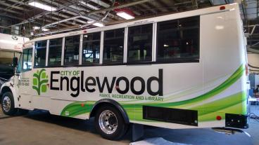 Transit Wrap: City of Englewood