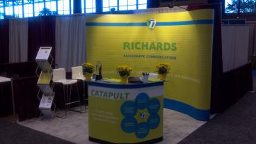 Trade Show Display - Richards Graphic Communications