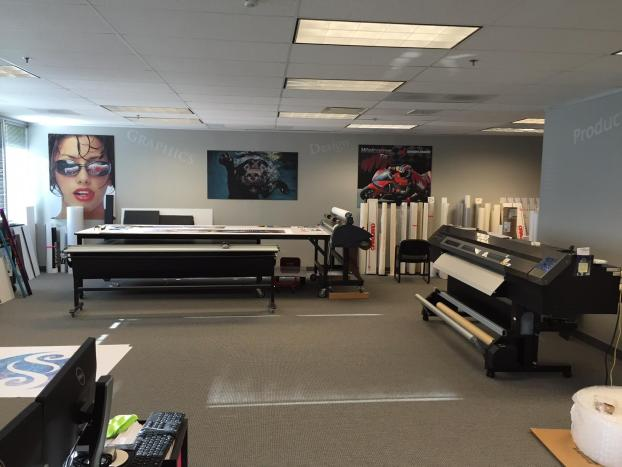 Our Studio in Plano, Texas--work in process!