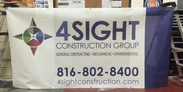 Construction Site Fence Banners