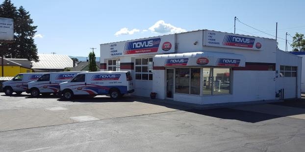 Our shop and Fleet