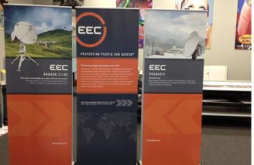 ECC Banner Stands