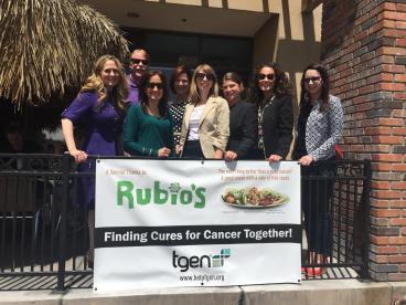 Printed Banner for Nonprofit Fundraising Event in Arcadia, Phoenix, Arizona