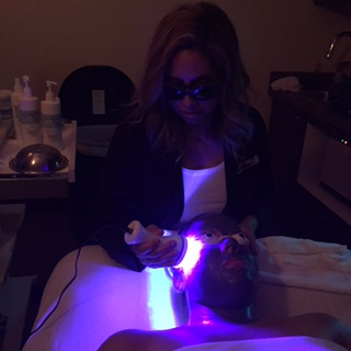 LED Skin Phototherapy!