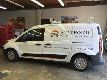Stafford Home & Land, LLC - Vehicle Graphics