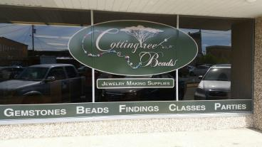 Cottingtree Beads opened this past weekend.