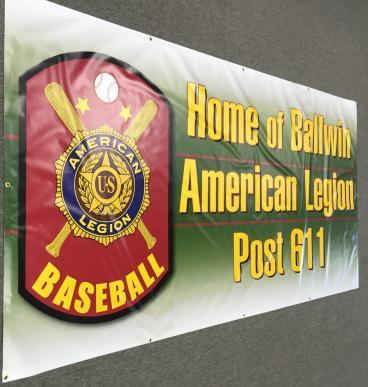 Sponsor banner for Ellisville Athletic Association