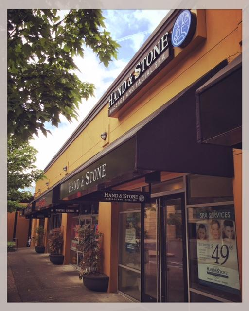 Welcome to Hand & Stone in NW Portland