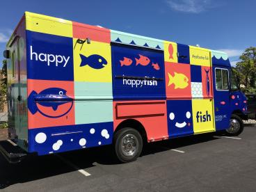 Food Truck Wraps - San Francisco Bay Area