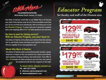 Providing Service In The Denton Tx Community