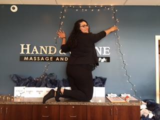 Assistant Manager Amanda!